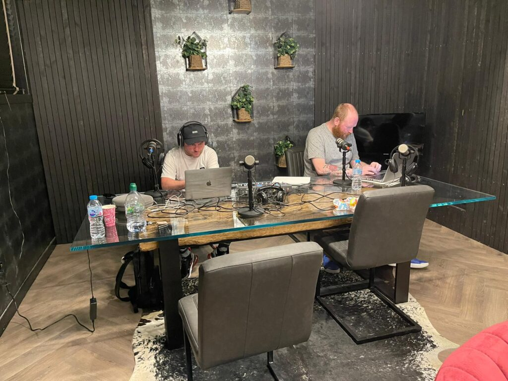 What Does SMH Mean was recorded at G4 Claims Podcast Studios